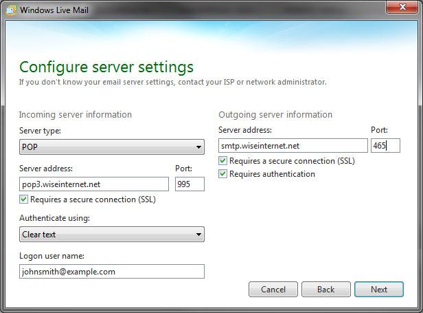 Windows Live 3