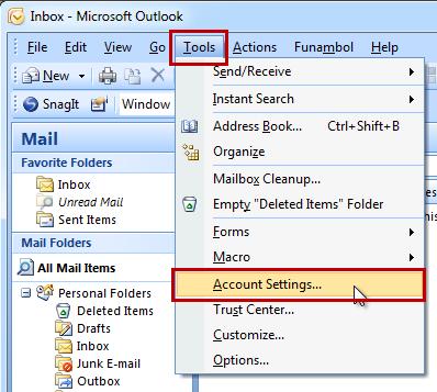 Outlook 2010 - Tutorial