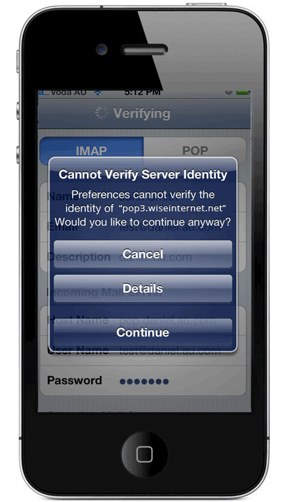 iPhone iPad Email 10