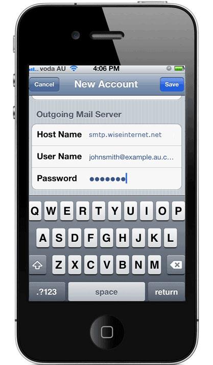 iPhone iPad Email 9