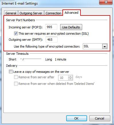 Outlook 2010 Advanced