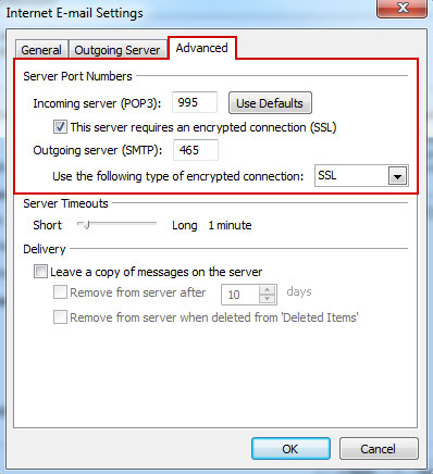 Outlook 2013 Advanced