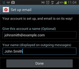 Android Email 8