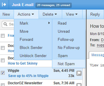 Junk Email 3