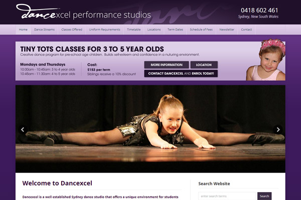 Dancexcel Performance Studio