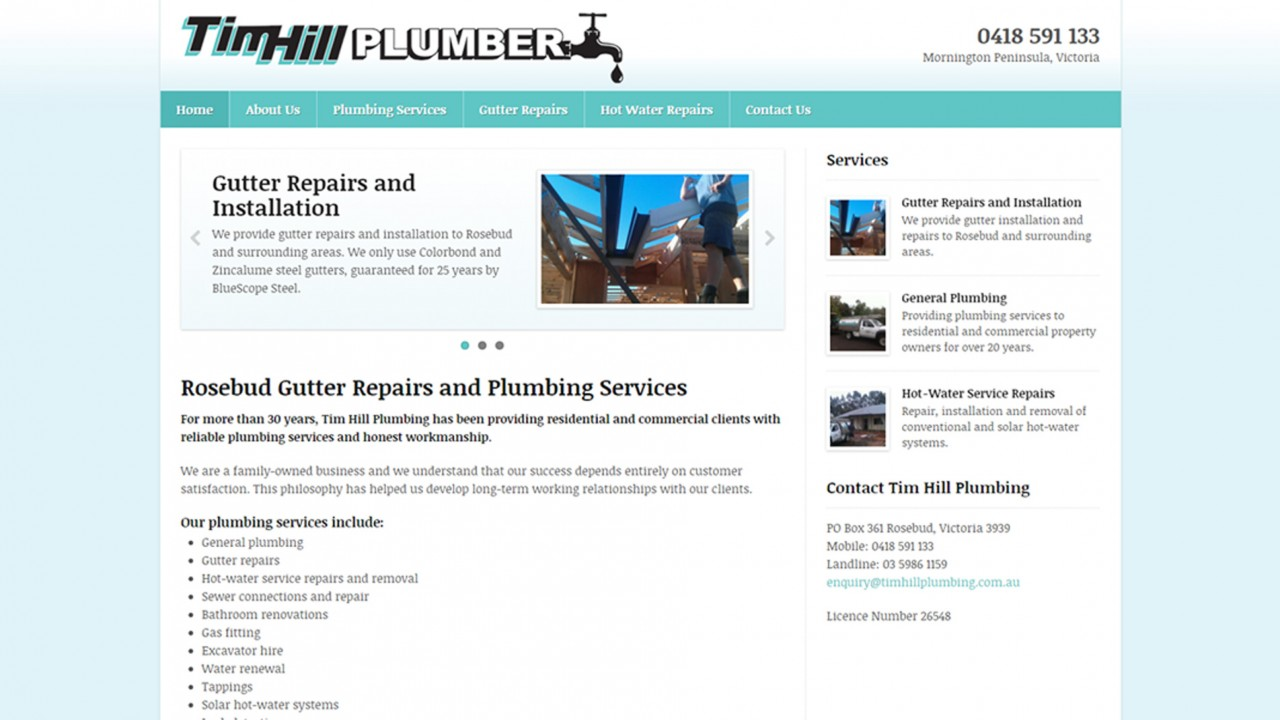 timhillplumbing.com.au