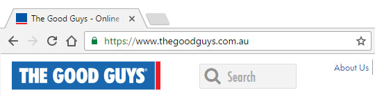 The Good Guys No EV SSL